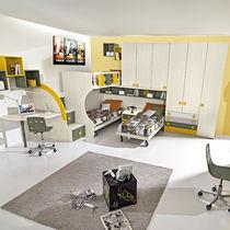 Unisex children's bedroom furniture set / white