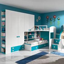 Boy's bedroom furniture set / white