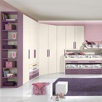 Girl's bedroom furniture set / white
