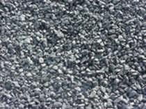 Volcanic stone gravel / external