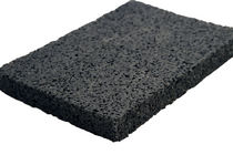 Acoustic insulation / rubber / wall / for roofs