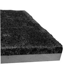Acoustic insulation / rubber / panel
