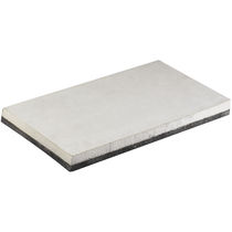 Acoustic insulation / panel / rubber / multilayer
