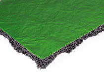 Acoustic insulation / rubber / panel / high-performance