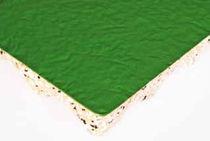 Acoustic insulation / rubber / polyurethane foam / panel