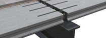 Combi beam / steel / precast concrete / rectangular