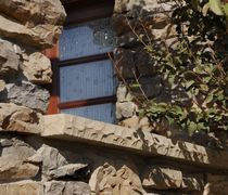 Stone wall cladding / outdoor / textured / decorative
