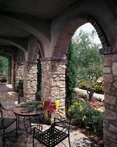 Stone wall cladding / exterior / interior / textured