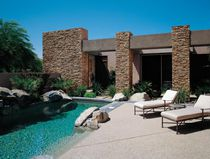 Stone wall cladding / exterior / interior