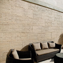 Concrete wallcovering / residential / commercial / textured