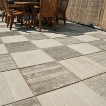 Outdoor tile / floor / concrete / plain
