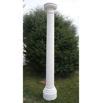 Concrete column / prefab / decorative