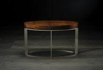 Coffee table / contemporary / wood veneer