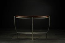 Sideboard table / contemporary / wood veneer