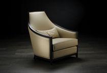Contemporary armchair / polyurethane
