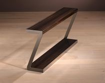 Sideboard table / contemporary / wood / indoor