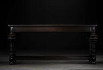 Sideboard table / contemporary / oak / indoor