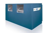 Floor-mounted air conditioner / monobloc / industrial