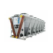 Commercial condensing unit / air-cooled