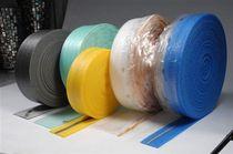 Strip type resilient underlay / polyethylene