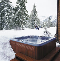 6 seater portable/built-in hot-tub 880: OPTIMA  SUNDANCE SPAS FRANCE