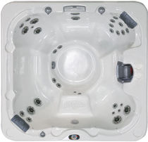 6 seater portable hot-tub ES732B Cal Spas