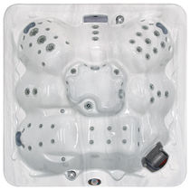 6 seater portable hot-tub ES861L Cal Spas