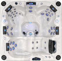 6 seater portable hot-tub DI760L Cal Spas