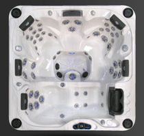 6 seater portable hot-tub DI770L Cal Spas
