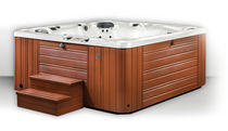 6 seater portable hot-tub UTOPIA: GENEVA Caldera Spas