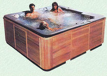 6 seater portable hot-tub   exar