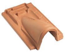 Ventilating roof tile