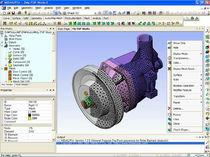 CAD software / analysis / for concrete structures / 3D