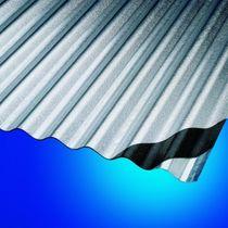 Aluminum roofing / corrugated