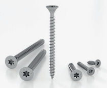 Steel fastening system / for doors