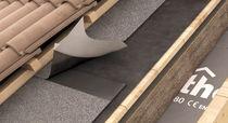 Bituminous waterproofing membrane / slate / for roofs / self-adhesive