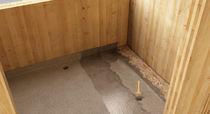 Elastomer waterproofing membrane / bituminous / foundation / liquid