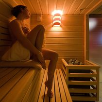 Bio sauna / commercial / for indoor use