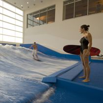 Flowrider / for aquatic parks
