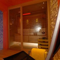 Commercial sauna / residential / for indoor use