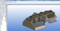 Computer-aided engineering software / for wooden structures / 3D