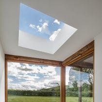 Glass skylight / fixed