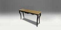 Traditional sideboard table / wooden