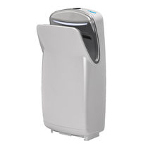 Automatic hand dryer / wall-mounted / plastic