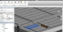 Computer-aided engineering software / for concrete structures / 3D