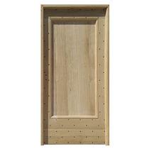 Indoor door / swing / oak / walnut