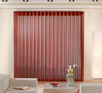Ceiling mounted curtain track / wall-mounted / for drapes / for domestic use