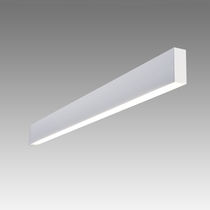Surface mounted light fixture / LED / linear / IP20