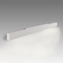 Contemporary wall light / aluminum / metal / fluorescent