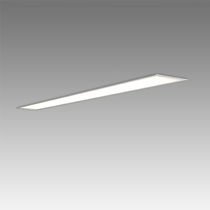 Recessed ceiling light fixture / recessed floor / LED / linear